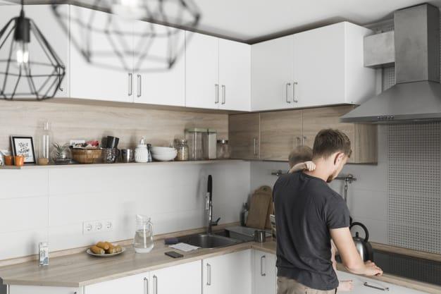 מטבחים מודרניים - לא רק טכנולוגיה חכמה