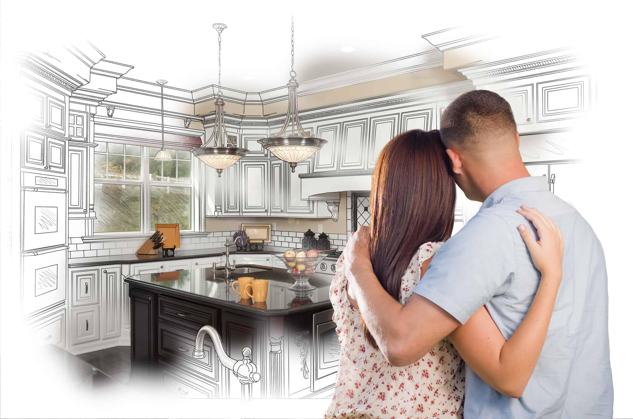 הדמיית מטבח: לדעת מראש איך יראה המטבח החדש, בדיוק