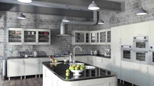מטבחים אפורים שמאירים את הבית