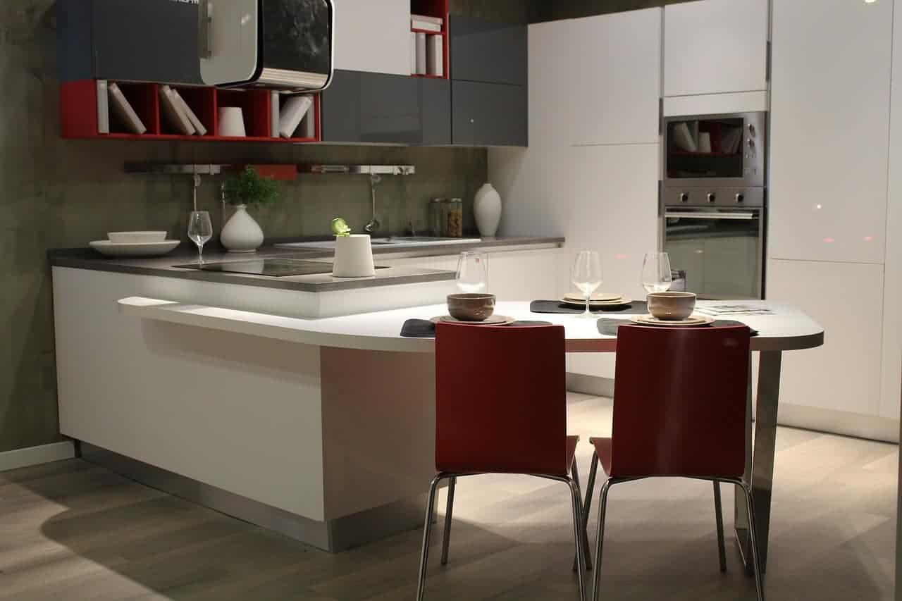 מטבח עם דלפק צמוד קיר, 3 סיבות שגם אתם צריכים אותו!